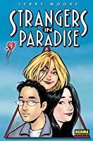Strangers in Paradise 1  (Strangers in Paradise Pocket Books #1)