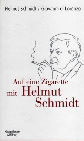 Auf eine Zigarette mit Helmut Schmidt