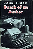 Death of an Author (Dr. Priestley, #44)