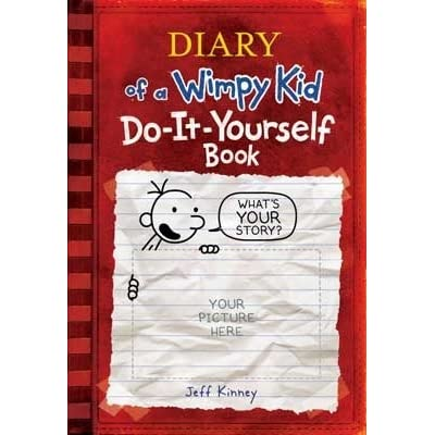 Do it yourself book by jeff kinney solutioingenieria Image collections