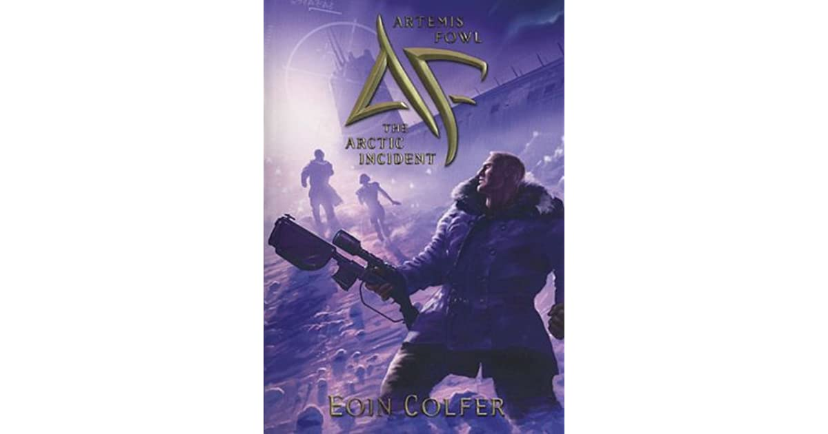 artemis fowl the arctic incident pdf
