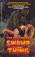 The Return of Swamp Thing by Peter David