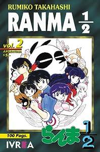 Ranma ½, vol. 2 (Ranma 1/2, edición argentina, #2)