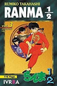 Ranma ½, vol. 3 (Ranma 1/2, edición argentina, #3)