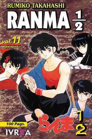 Ranma ½, vol. 11