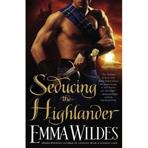 Seducing the highlander by emma wildes fandeluxe Choice Image