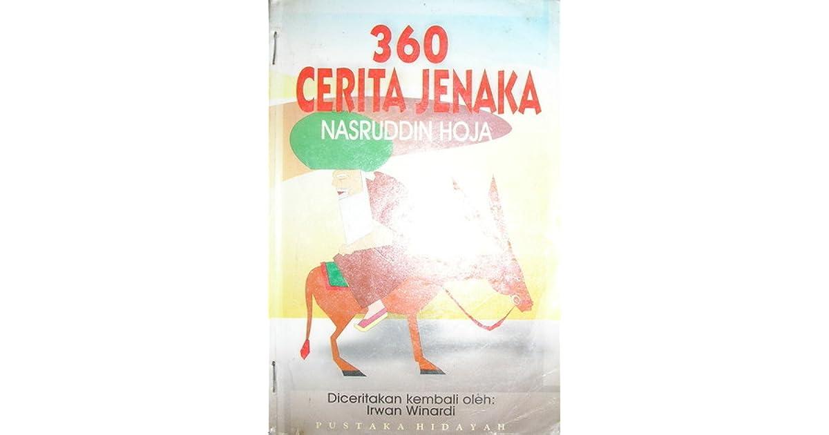 360 Cerita Jenaka Nasruddin Hoja By Irwan Winardi