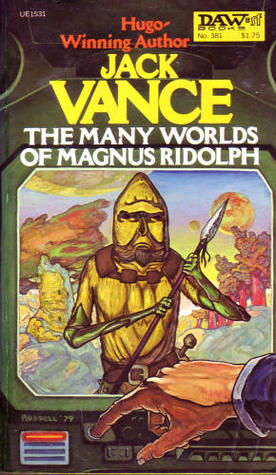 The Many Worlds of Magnus Ridolph by Jack Vance