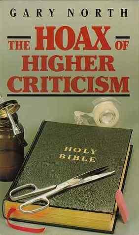 Hoax of Higher Criticism