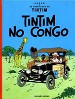 Tintim no Congo (Tintin, #2)