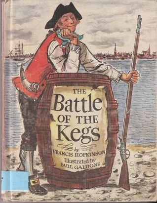 The Battle of the Kegs by Francis Hopkinson