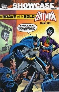 Showcase Presents: The Brave and the Bold: The Batman Team-Ups, Vol. 3