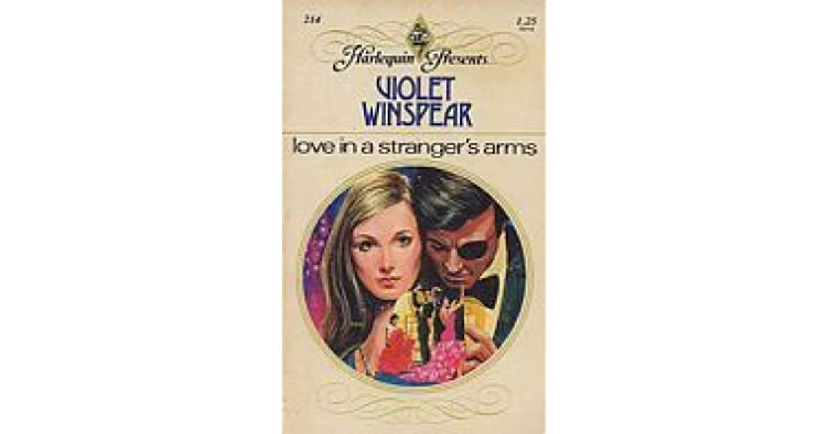 Love in a Stranger's Arms by Violet Winspear