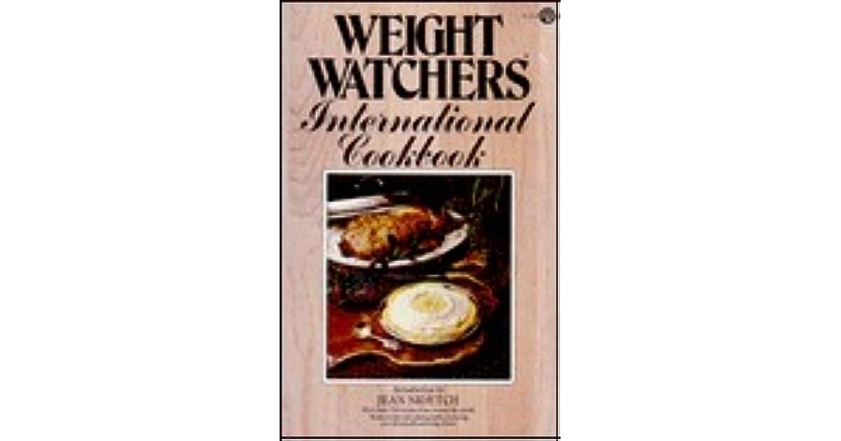 Weight Watchers International Cookbook By Jean Nidetch