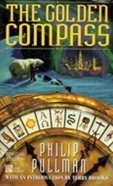 an analysis of the novel the golden compass by philip pullmans An analysis of northern lights(the golden compass), a novel by philip more essays like this: northern lights the golden compass, his dark materials, philip pullman.
