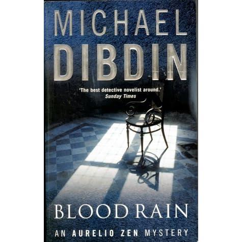 Blood Rain (Aurelio Zen Book 7)