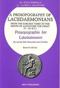 Prosopographia Lacaedaemoniorum