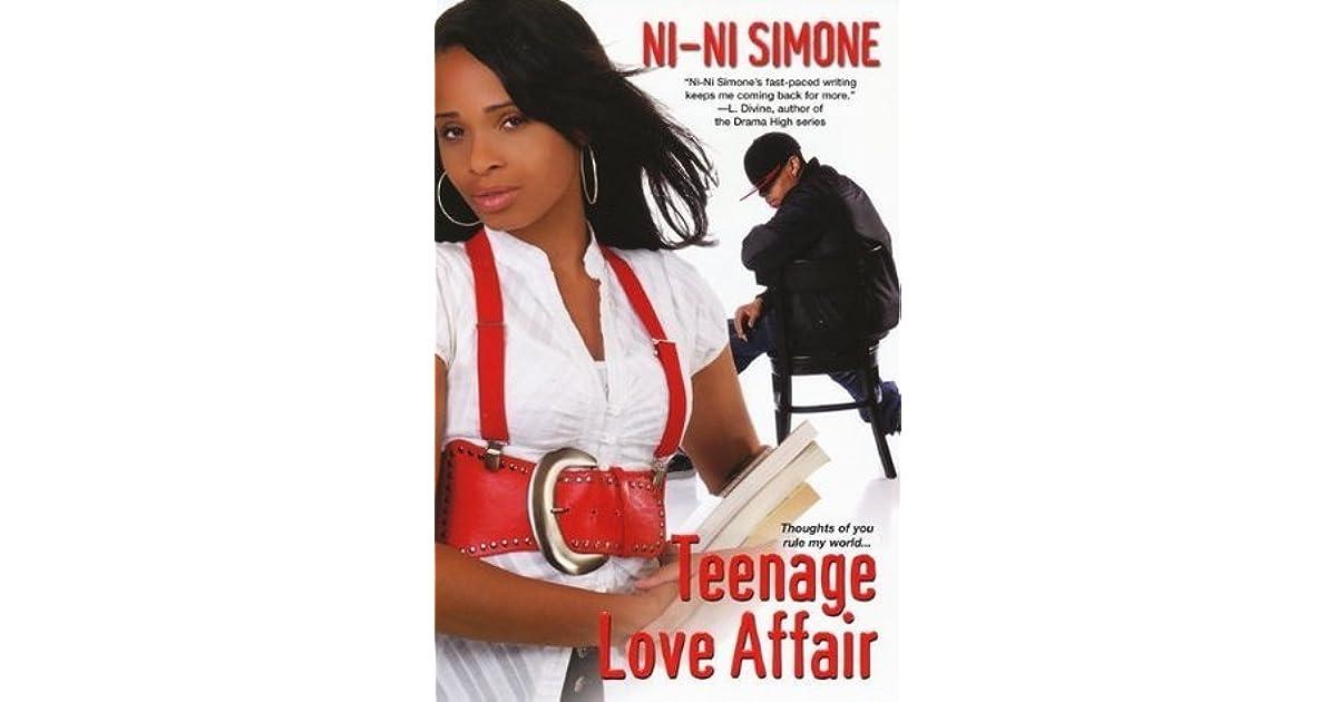 Love Affair Book Cover ~ Teenage love affair by ni simone