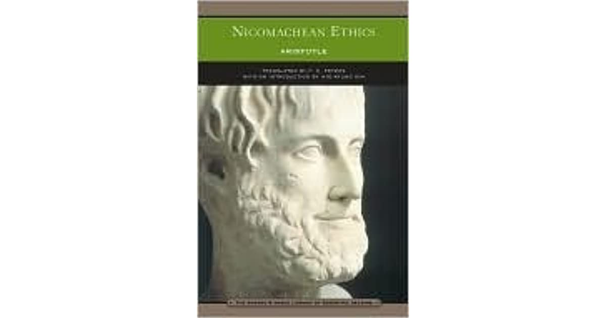 """an examination of aristotles nichomachean ethics The nicomachean ethics is one of aristotle's most widely read and influential works ideas central to ethics—that happiness is the end of human endeavor, that moral virtue is formed through action and habituation, and that good action requires prudence—found their most powerful proponent in the person medieval scholars simply called """"the philosopher."""