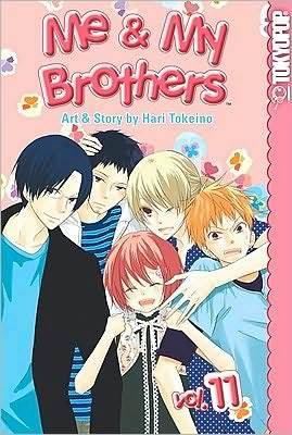 Me & My Brothers, Vol. 11 (Me & My Brothers, #11)