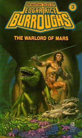 The Warlord of Mars (Barsoom, #3) by Edgar Rice Burroughs