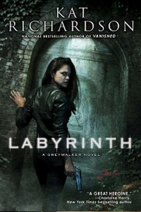 Labyrinth (Greywalker, #5)