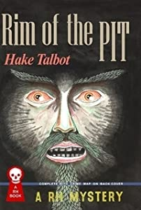 Rim of the Pit (Rogan Kincaid, #2)