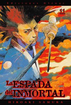 La Espada Del Inmortal 11