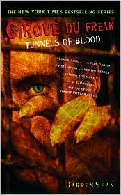 Tunnels of Blood (Cirque du Freak #3) by Darren Shan