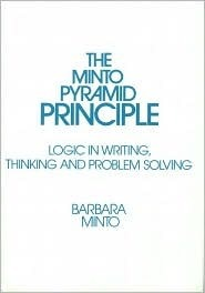 The Minto Pyramid Principle Logic