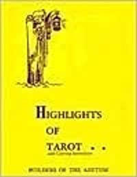 Highlights of Tarot Booklet