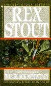 The Black Mountain by Rex Stout
