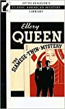 The Siamese Twin Mystery (Ellery Queen Detective, #7)