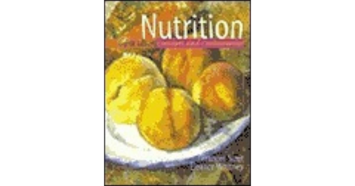 Nutrition Concepts And Controversies By Frances Sizer