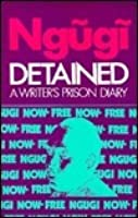Detained: A Writer's Prison Diary