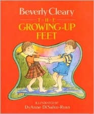 The Growing-Up Feet by Beverly Cleary