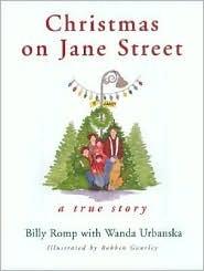 Christmas on Jane Street: A True Story by Billy Romp