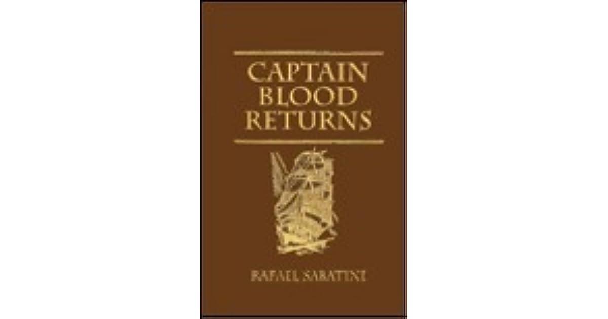 Captain blood returns by rafael sabatini fandeluxe Ebook collections
