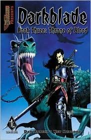 Darkblade: Throne of Blood (Warhammer)