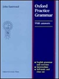 Oxford Practice Grammar With Answer Key
