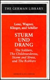 Sturm und Drang by Friedrich Schiller