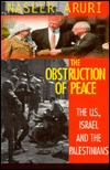 The Obstruction of Peace: The Us, Israel and the Palestinians