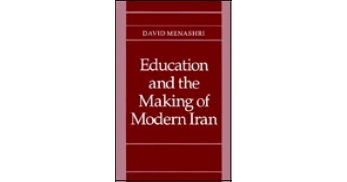 post revolutionary politics in iran menashri david