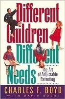 Different Children, Different Needs: The Art of Adjustable Parenting