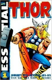 Essential Thor Volume 1