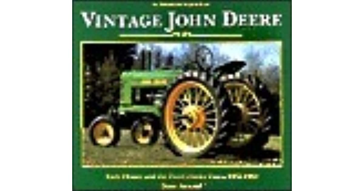 Vintage John Deere by Dave Arnold (1 star ratings)