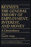 Keynes's the General Theory of Employment, Interest, and Money: A Concordance