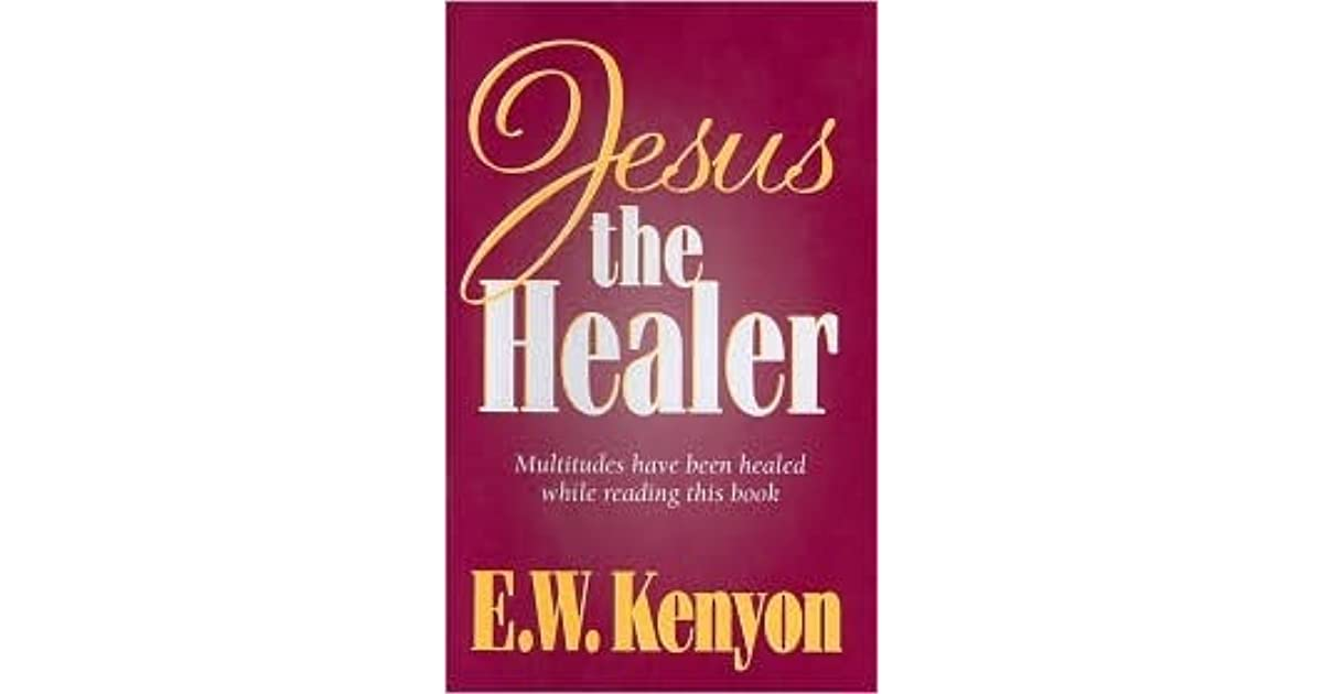 Christ The Healer Ebook