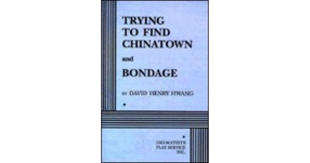 trying to find chinatown