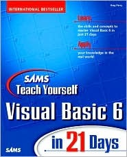 Sams Teach Yourself Visual Basic 6 in 21 Days
